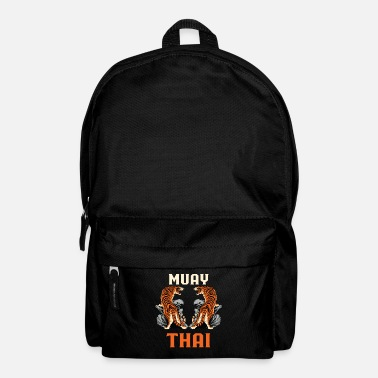 Hobby Muay Thai - Backpack