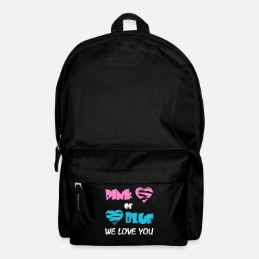 Girls Generation Baby shower pregnancy pregnant baby bump baby - Backpack