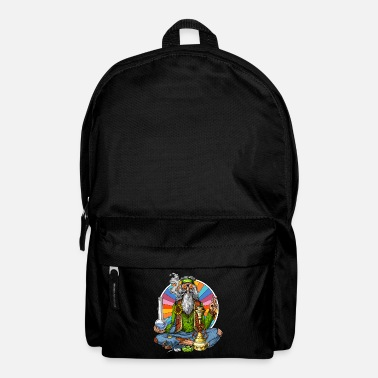 Stoner Hippie Stoner - Backpack