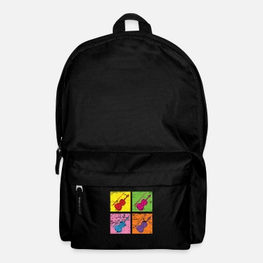 Classical Music violin - Backpack