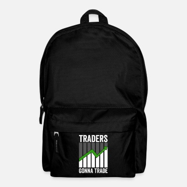 Capitalist Funny day trading stocks capitalist - Backpack