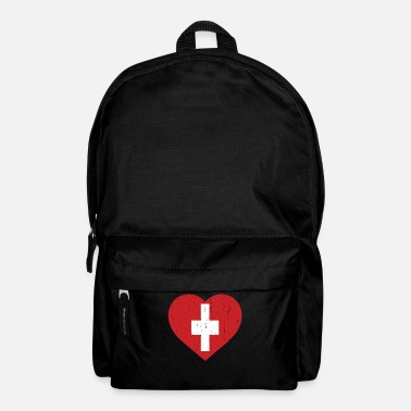 State Capital SWITZERLAND - Backpack