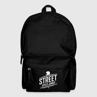 Street Speed Junkie - Race & Urban Sports - Backpack
