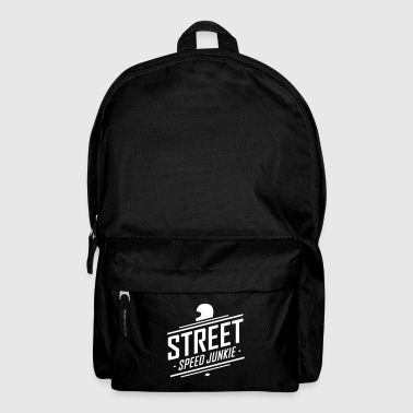 Street Speed Junkie - Race & Urban Sports - Plecak