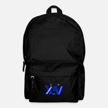 Lyon Rugby Toulousain XV TRAINING blue - Backpack