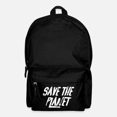 Save The Planet Save the Planet - Rucksack