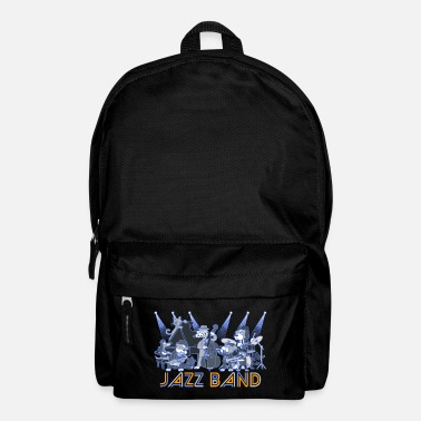 Bass Clarinet Jazz band - Backpack