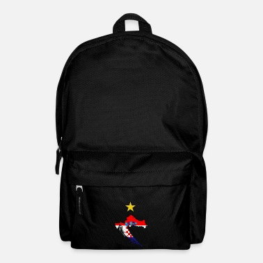 Croatia football world champion - Backpack