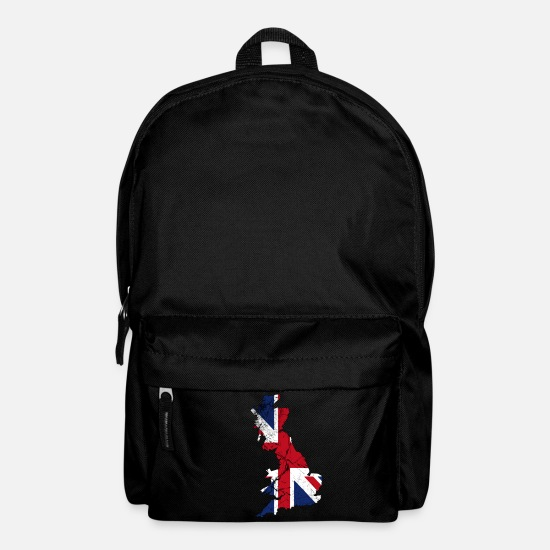 Great Britain Bags & Backpacks - UK united kingdom - Backpack black
