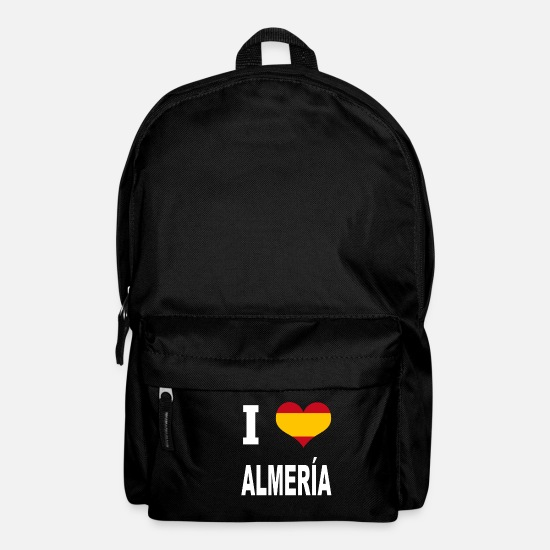 Love Bags & Backpacks - I Love Spain ALMERI A - Backpack black
