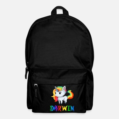 Darwin Unicorn Unicorn Darwin - Backpack