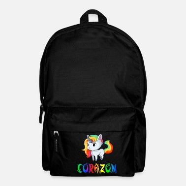 Corazon Unicorn Corazon - Backpack