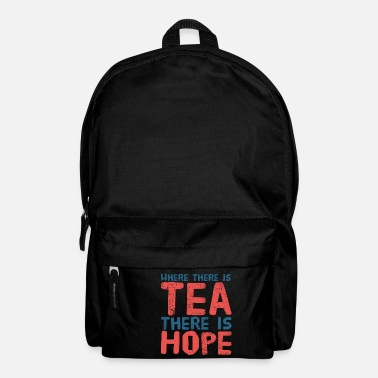 Tea Lover Tea Lover Shirt - Tea Lover's Gift - Backpack