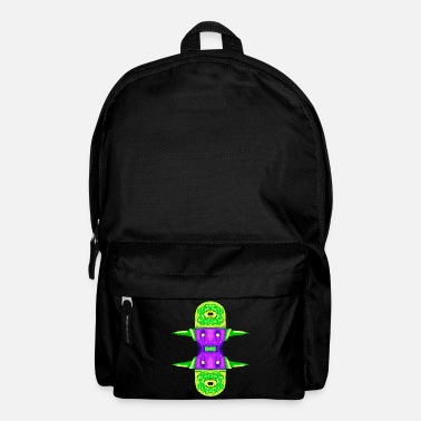 Hallucination Monster of hallucinations - Backpack