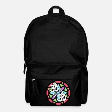 Om Om sweet om - Backpack
