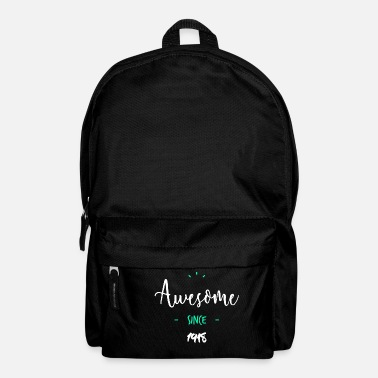 1918 Awesome since 1918- - Backpack