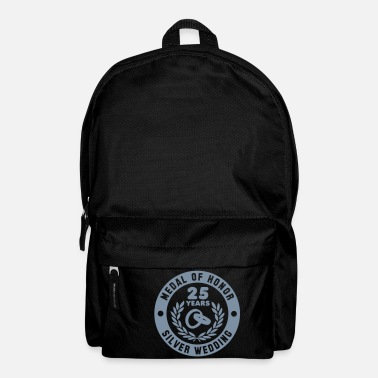 Honor MEDAL OF HONOR 25th SILVER WEDDING - Backpack