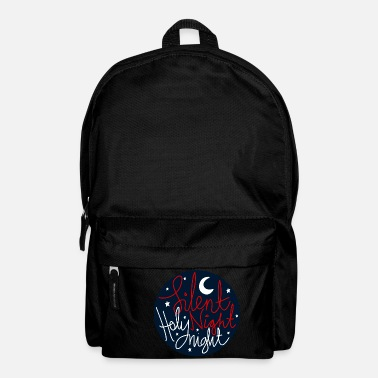 Night silent Night Holy Night - Backpack