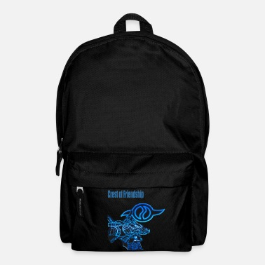 Crest Digimon Crest of friendship - Rucksack