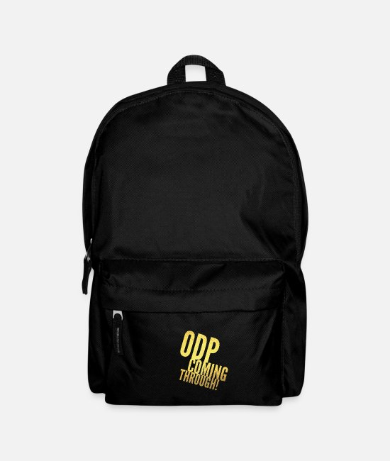 Operating Department Practice Bags & Backpacks - ODP coming through 5 - Backpack black