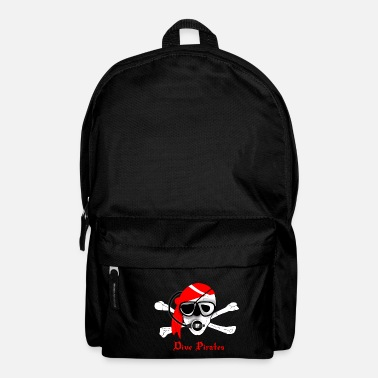 Dive-Pirates Collection - Rucksack