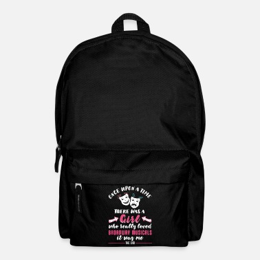 Broadway Broadway musical girl - Backpack