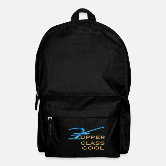 Wealth Bags & Backpacks - Upper Class Cool - Backpack black