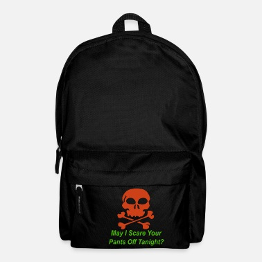 Pickup Line Halloween pickup line - Backpack