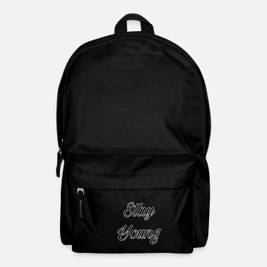 Stay Young Stay Young (black) - Backpack