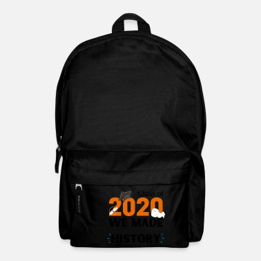 Class of 2020 We made HISTORY - Backpack