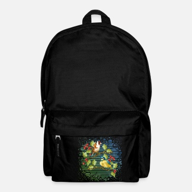 Colorful Colorful birds - Backpack