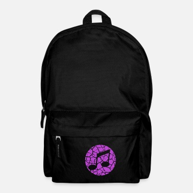 Note Clue Musical note - Backpack