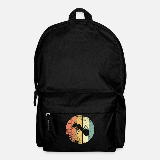 Hardworking Bags & Backpacks - workaholic - Backpack black