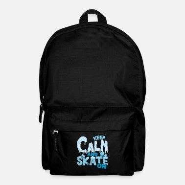 Skate Skating skates - Backpack