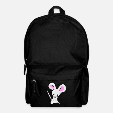 Mouse mouse - mouse - Backpack