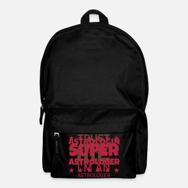 Astrology Astrology Astrologer Astrologie Astrologue - Backpack