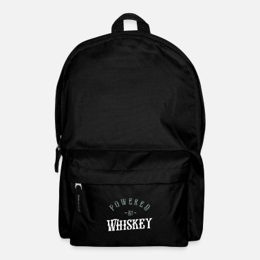 Whiskey Powered By Whiskey - Whiskey - Backpack