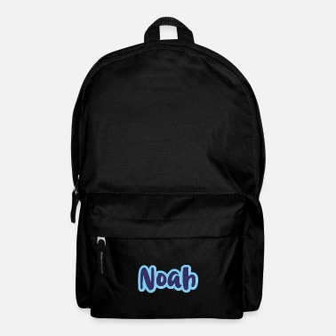 First Name Noah name first name - Backpack