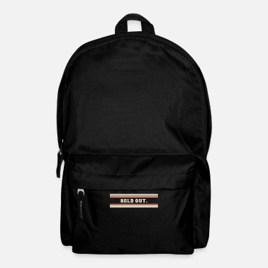 sold out - Backpack