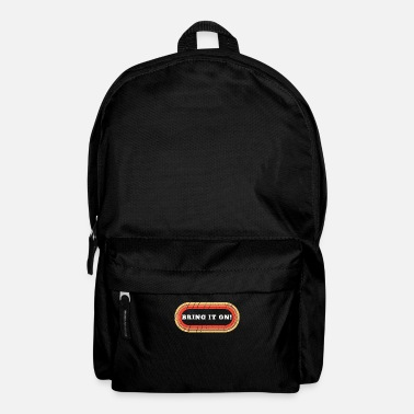 give here - Backpack