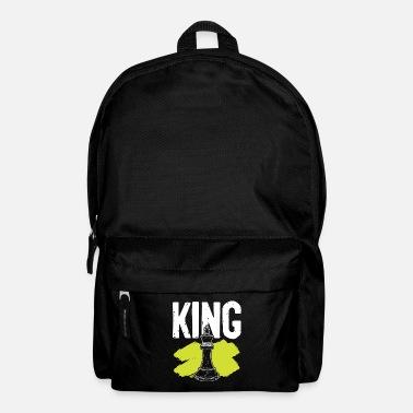 King Chess king king king - Backpack
