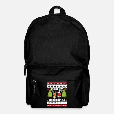 Christmas Merry Christmas Merry Christmas - Backpack