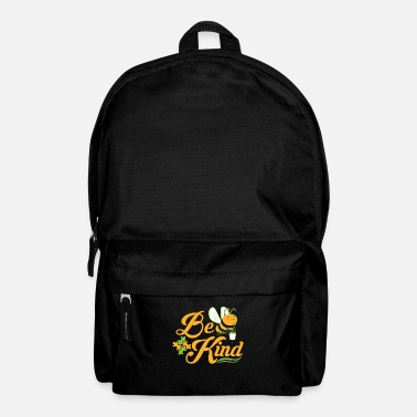 Puzzle Bee Kind Autism Awareness Autism Superhero - Backpack