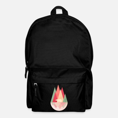 Abstract Abstract Landscape - Backpack