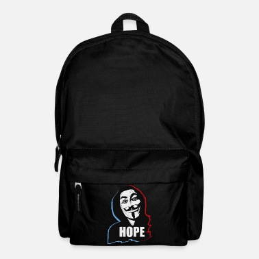 We Do Not Forgive HopeAnonymous Hope - Backpack