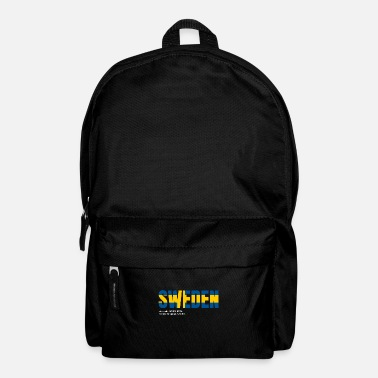 Swedish Swedish Swedish - Backpack