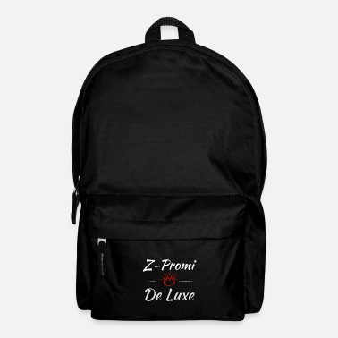 Prominent Z-Celebrity, Deluxe, Gift, Prominent, Party Shirt - Backpack