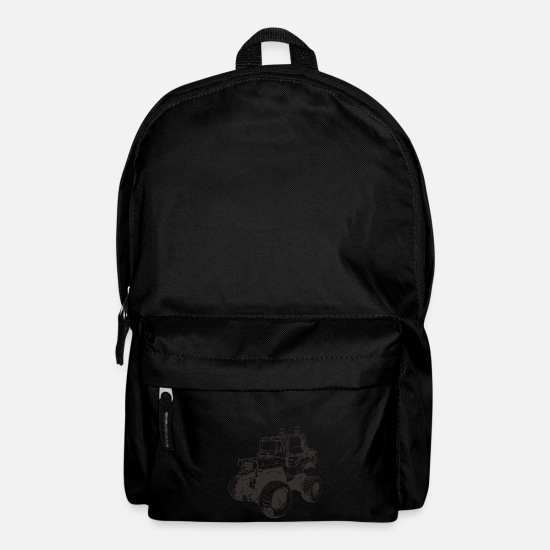 Gift Idea Bags & Backpacks - 4WD SUV - Backpack black