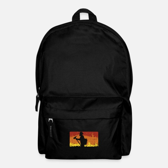 Volunteer Bags & Backpacks - Firefighter firefighter - Backpack black