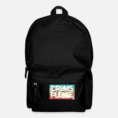 drumsplease-01 - Backpack